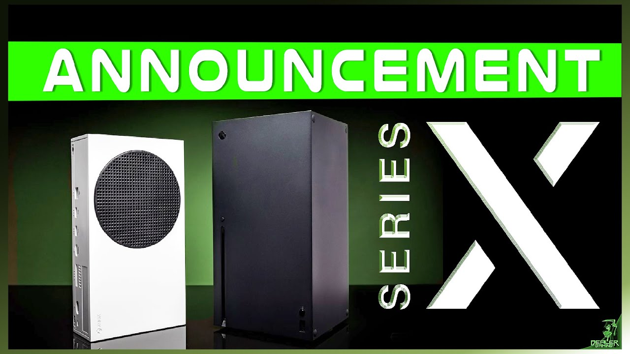 """BIG Xbox Series X Announcement """"SOON""""! Xbox Beats PS5 In June NPD, New Xbox Exclusive Games Update!"""