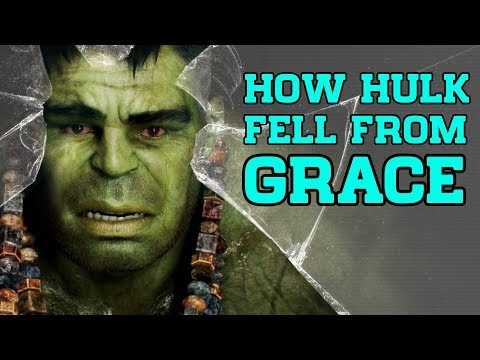 One Marvelous Scene - Hulk's Fall From Grace