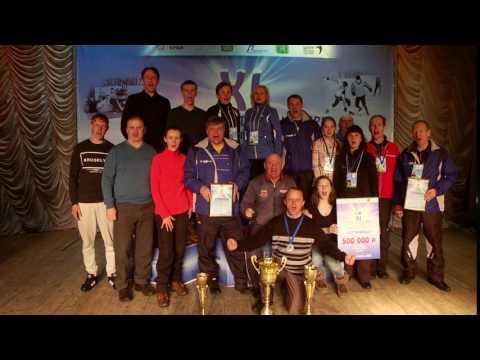 Команда Шушенского района - победитель XI зимних спортивных игр «Сельская зима Красноярья»