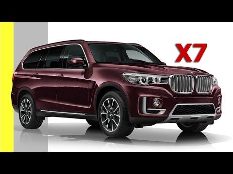 Bmw X7 Rumors обзор Александра Михельсона Автоблог №4