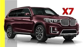 BMW X7 rumors - обзор Александра Михельсона | Автоблог №4(BMW X7 - каким будет новый СУПЕР-БУМЕР? Новый флагманский кроссовер BMW X7 представят в следующем году, но уже..., 2016-11-17T04:00:00.000Z)
