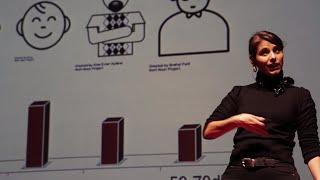 No enseñan a hablar, pero no a usar la voz | Virginia Carmona | TEDxTorrelodones