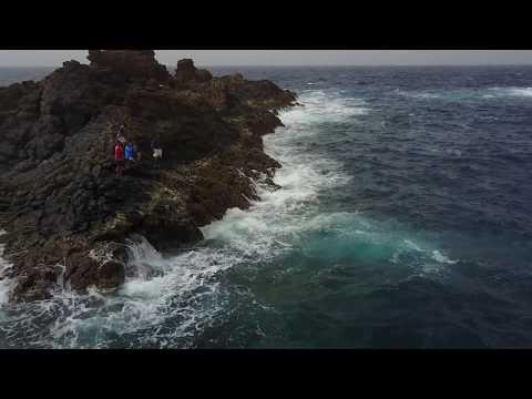 ROCK FISHING - SHARK - INSHORE EXPERIENCE FISHING CAPE VERDE SAL ISLAND
