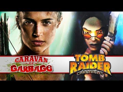 The Worst Tomb Raider - Caravan Of Garbage