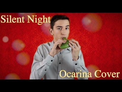 Silent Night (Christmas Carol) || Ocarina Cover - STL Hobbit Ocarina