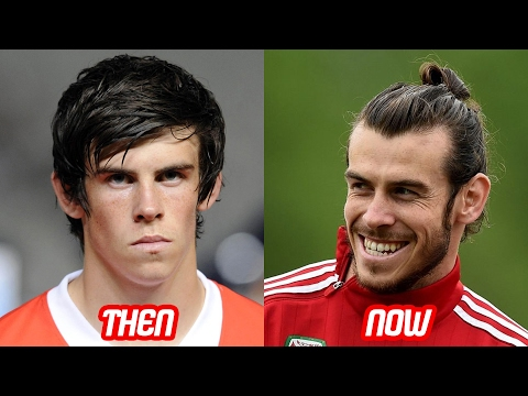 Gareth Bale Transformation Then And Now (Face & Body & Moth & Chin) | 2017 NEW