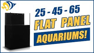 Take a Virtual Tour of JBJ's NEW Flat Panel Aquariums - AVAILABLE NOW @ MD!