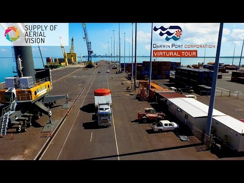 Port of Darwin Overview