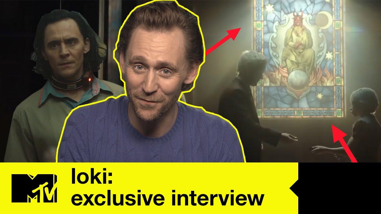 Tom Hiddleston Isn't Sure If Mephisto Will Appear In Loki | MTV Movies