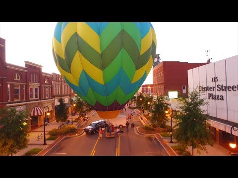 Downtown Statesville Revival