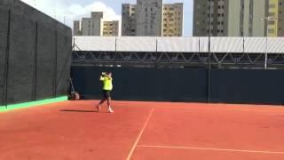 Baixar Orlando (Orlandinho) Luz  no Future Fit Pel Tennis 2013