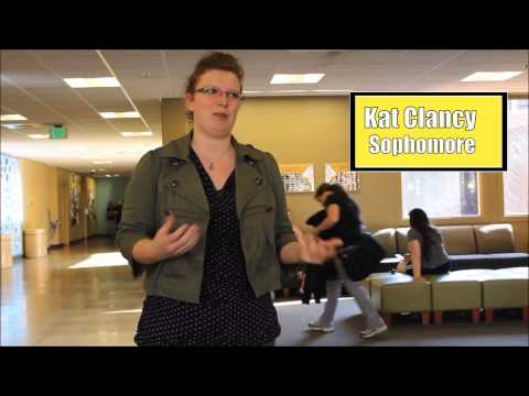 Vox Pop - Increasing Tuition at Pacific Lutheran University