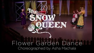WIDT's Flower Garden Scene of The Snow Queen 2014