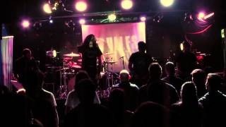 """SOULLESS  FAITH. """" Dying God """". 17. 4. 2015. Bluzz Live. Montevideo. URUGUAY"""