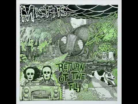 Calibre 12 - Return of The Fly (The Misfits cover)