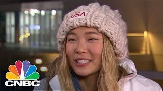 Olympian Chloe Kim Talks Twitter, Sponsorships | CNBC