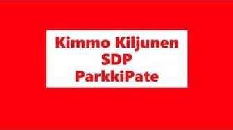 Kimmo Kiljunen, ParkkiPate