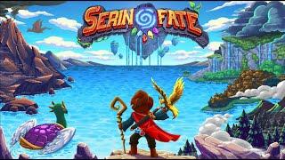Serin Fate : Action RPG Retrô (Gameplay do Início do Jogo)