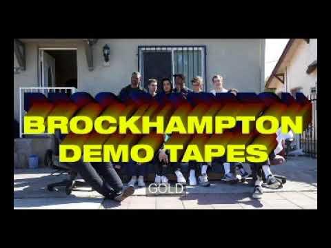 BROCKHAMPTON DEMO TRACKS (Box Set Unreleased SATURATION Tracks)