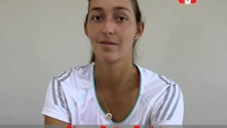Bianca Botto quiere seguir escalando en el Ranking Mundial en los Challengers de Brasil