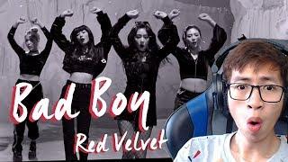 Red Velvet 레드벨벳 'Bad Boy' MV | Viruss Reaction Kpop