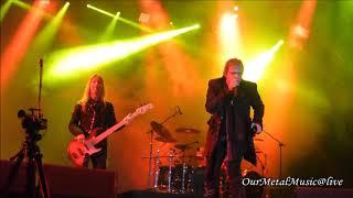 EDGUY - Lavatory Love Machine - live @ Czad Festiwal 26.08.2017 HD