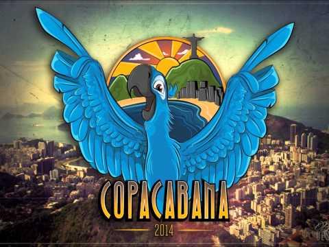 AronChupa - Copacabana 2014