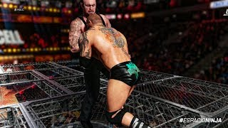 WWE 2K18 All Hell in a Cell OMG Moments