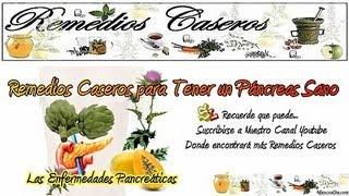 Remedios para la Pancreatitis, Inflamación del Páncreas, Remedios Caseros para el Páncreas Inflamado