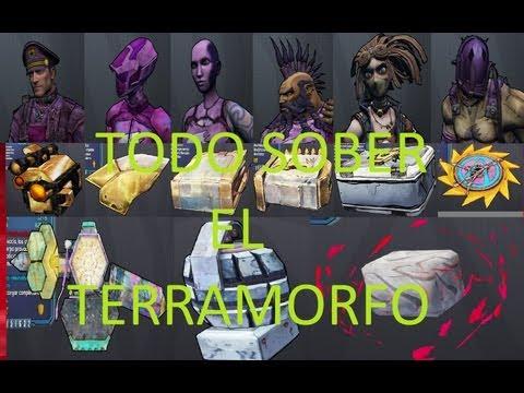 Borderlands 2 Ultimate Guide on terramorfo