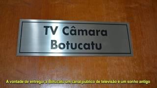 TV Câmara está no ar