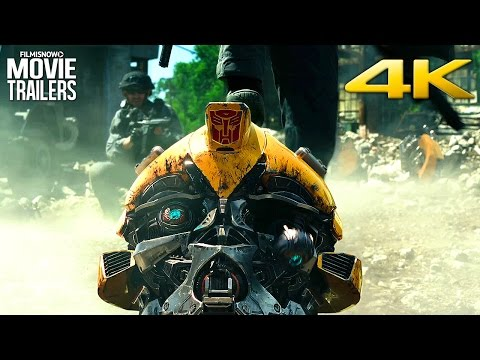 Transformers 5 | Two worlds colliding only one surviving in epic final trailer [4K Ultra HD]