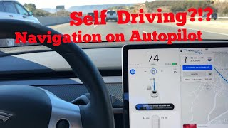 Tesla Is One Step Closer To Fully Self Driving!!!