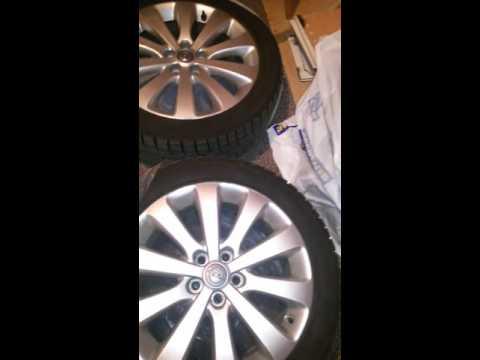 Литые диски для Opel Astra J 1.4T 5x105 R17