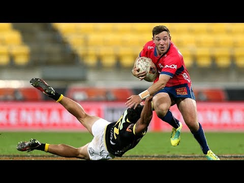 ROUND 7 HIGHLIGHTS: Wellington v Tasman – 2018
