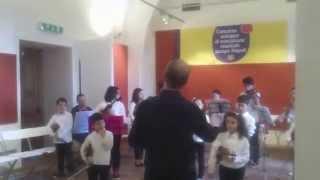 CONCORSO EUROPEO DI ESECUZIONE MUSICALE JACOPO NAPOLI  2013
