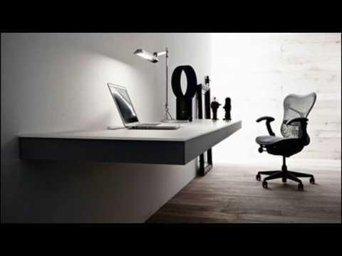 Modern Home Office Desk Furniture Designs