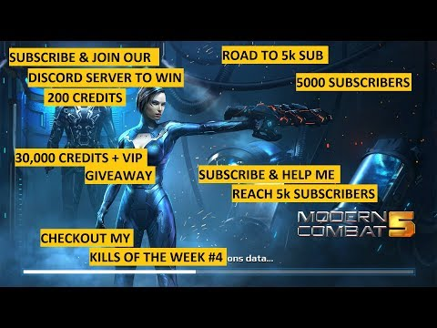 LIVE #51, MC5- APA + EUR VIP ACCOUNT nd 30K CREDIT GIVEAWAY, JOIN US IN DISCORD TO WIN CREDITS