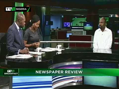 TVC Breakfast 8th March 2018 | Newspapers Review