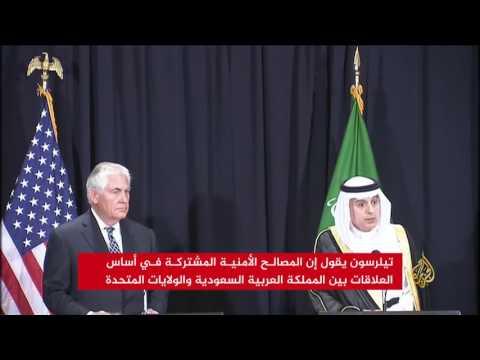 اتفاقات اقتصادية وعسكرية ضخمة بين الرياض وواشنطن  - 01:21-2017 / 5 / 21