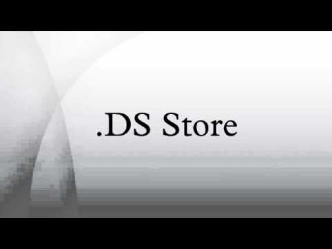 DS Store - YouTube