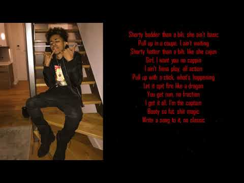 Lucas Coly - Break Ya Back 😝🍑 (Lyrics)