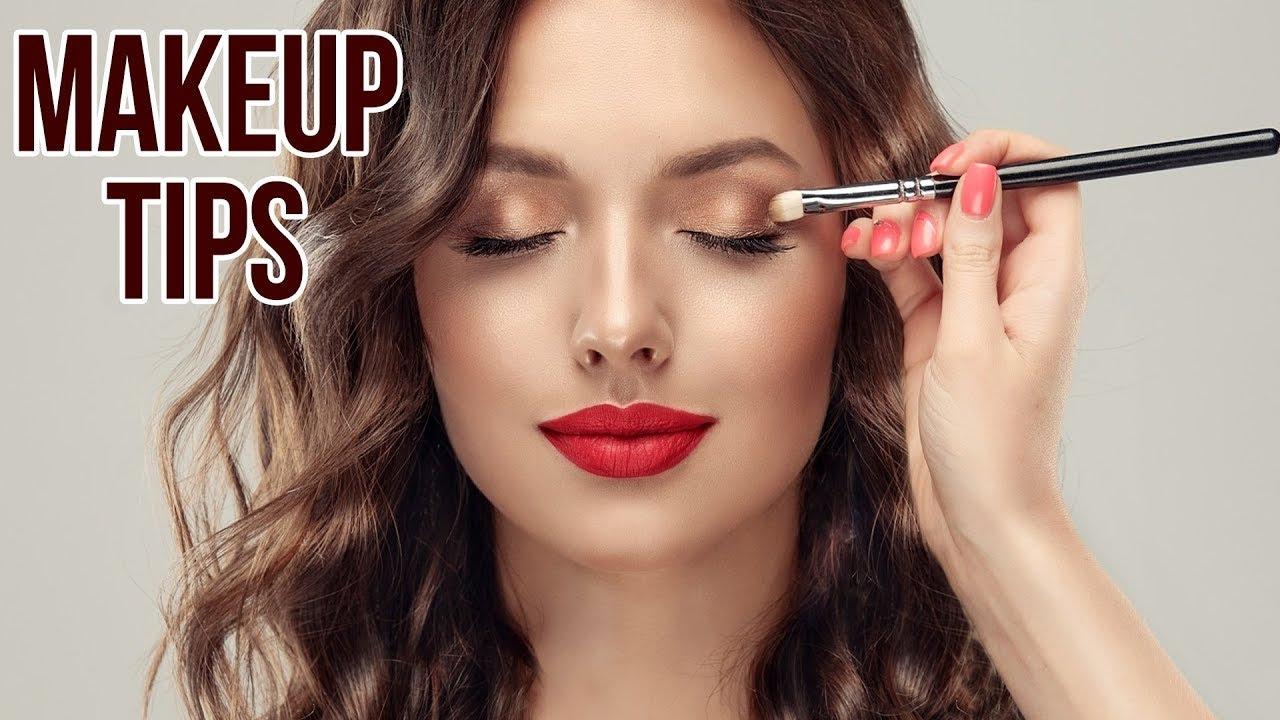 Makeup Tips In Hindi | खूबसूरती बढ़ाने के लिए Mascara, Eyeliner & Foundation कैसे लगाएं