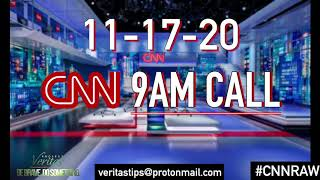 #CNNTAPES RAW 11-17-20