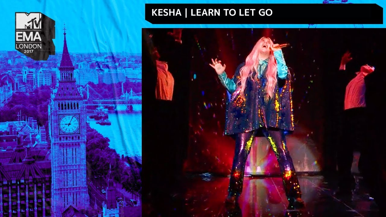 Kesha Performs 'Learn To Let Go' | MTV EMAs 2017 | Live Performance | MTV Music