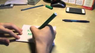 Come scrivere il tuo nome
