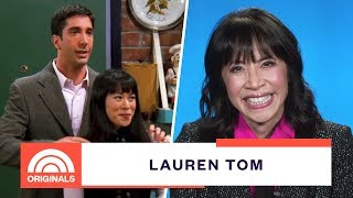 'Friends' Actress Lauren Tom On Reaction To Rachel-Ross-Julie Love Triangle | TODAY Originals