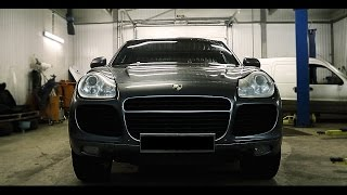 Авто за 500к / Porsche Cayenne Turbo 450 л.с. 2004 г.