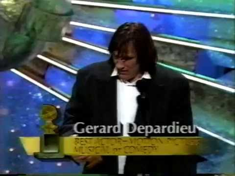 Gerard Depardieu   48th Golden Globes