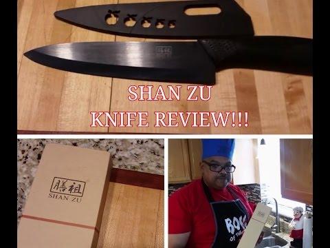 SHAN ZU Knife Review!!!